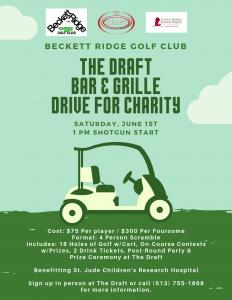 Beckett Ridge Charity Tournament