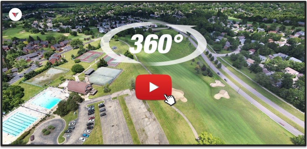 Beckett Ridge Golf Club 360 view